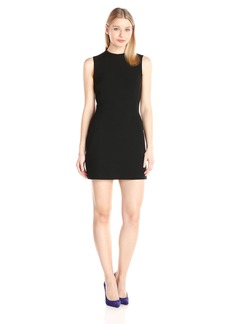 French Connection Women's Sundae Suiting Dress black