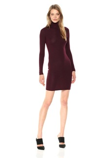 French Connection Women's Sweeter Sweater Cold Shoulder Dress  S