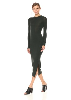 French Connection Women's Sweeter Sweater Long Sleeved Midi Dress