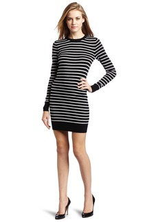 French Connection Women's Sydney Knits Strip Sweater