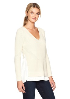 French Connection Women's Taurus Knits Sweater  L