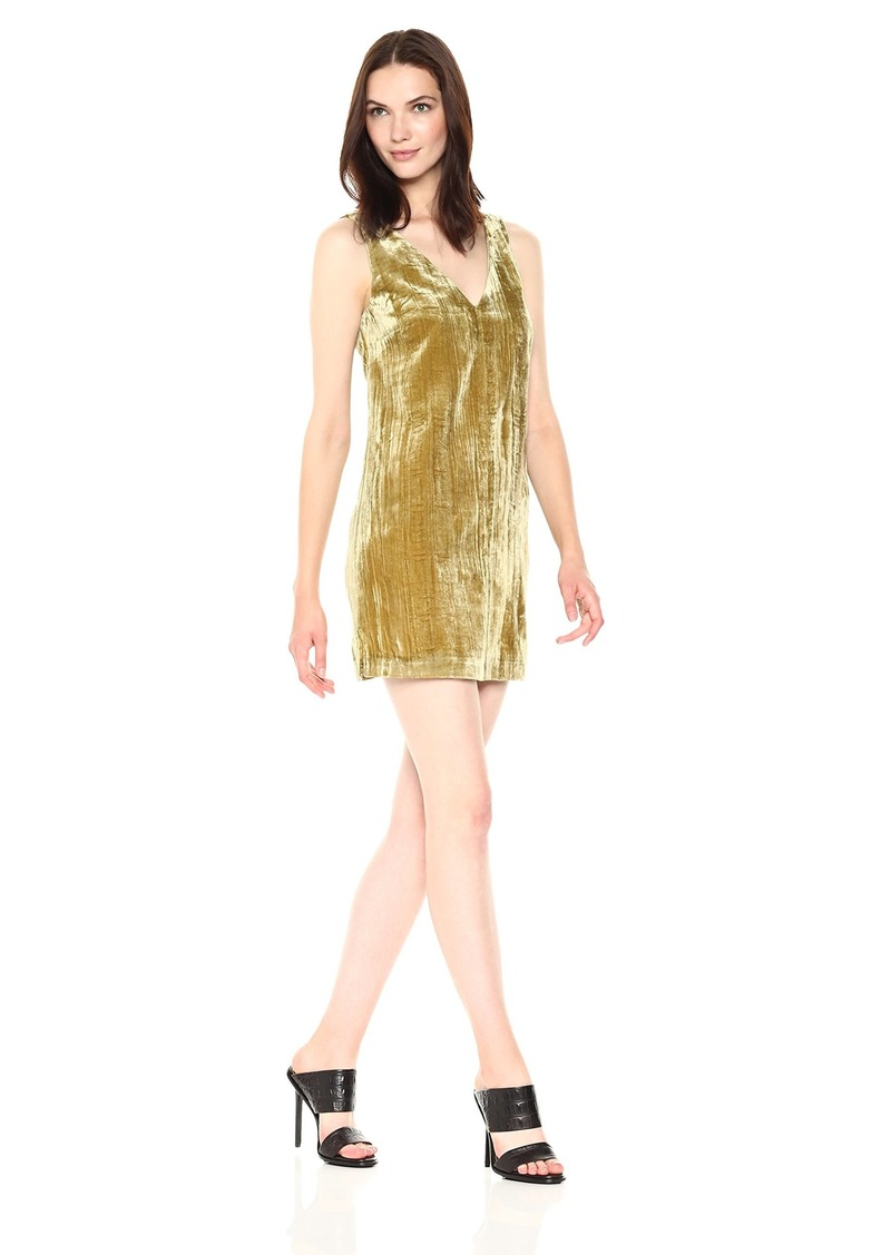 French Connection Women's Theresa Velvet Dress