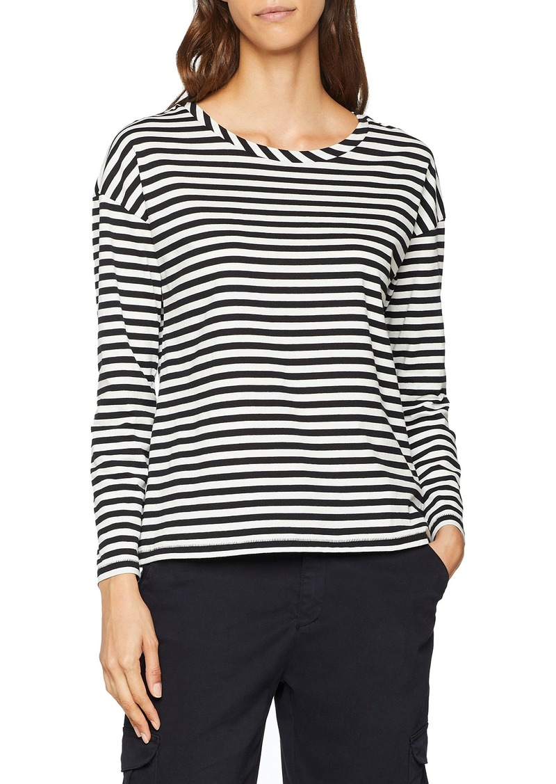 French Connection Women's Tim Stripe Top  M