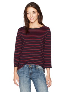 French Connection Women's Tim Stripe Top  XS