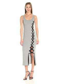 French Connection Women's Tommy Rib Dress  L