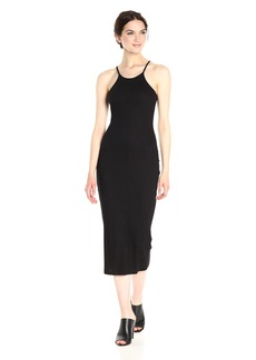 French Connection Women's Tommy Rib Nikki Acid Maxi Dress