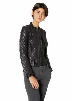 French Connection Women's Vegan Leather Jackets