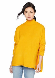 French Connection Women's Vhari Solid Long Sleeve Sweaters CALLUNA Yellow M