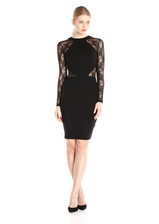 French Connection Women's Viven Paneled Dress