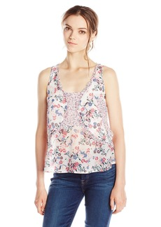 French Connection Women's Water Garden Top