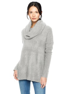 French Connection Women's Weekend Flossy Cowl Neck Sweater  M