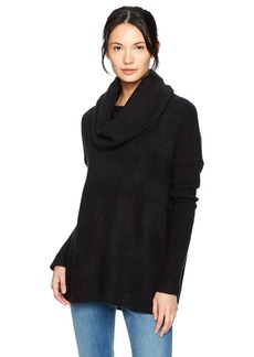 French Connection Women's Weekend Flossy Cowl Neck Sweater  S