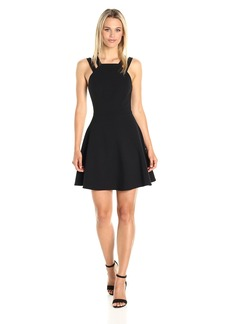 French Connection Women's Whisper Light Double Strap Dress