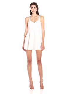 French Connection Women's Whisper Ruth Strappy Fit-And-Flare Dress