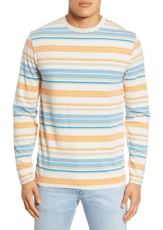 French Connection Yuru Stripe Long Sleeve T-Shirt
