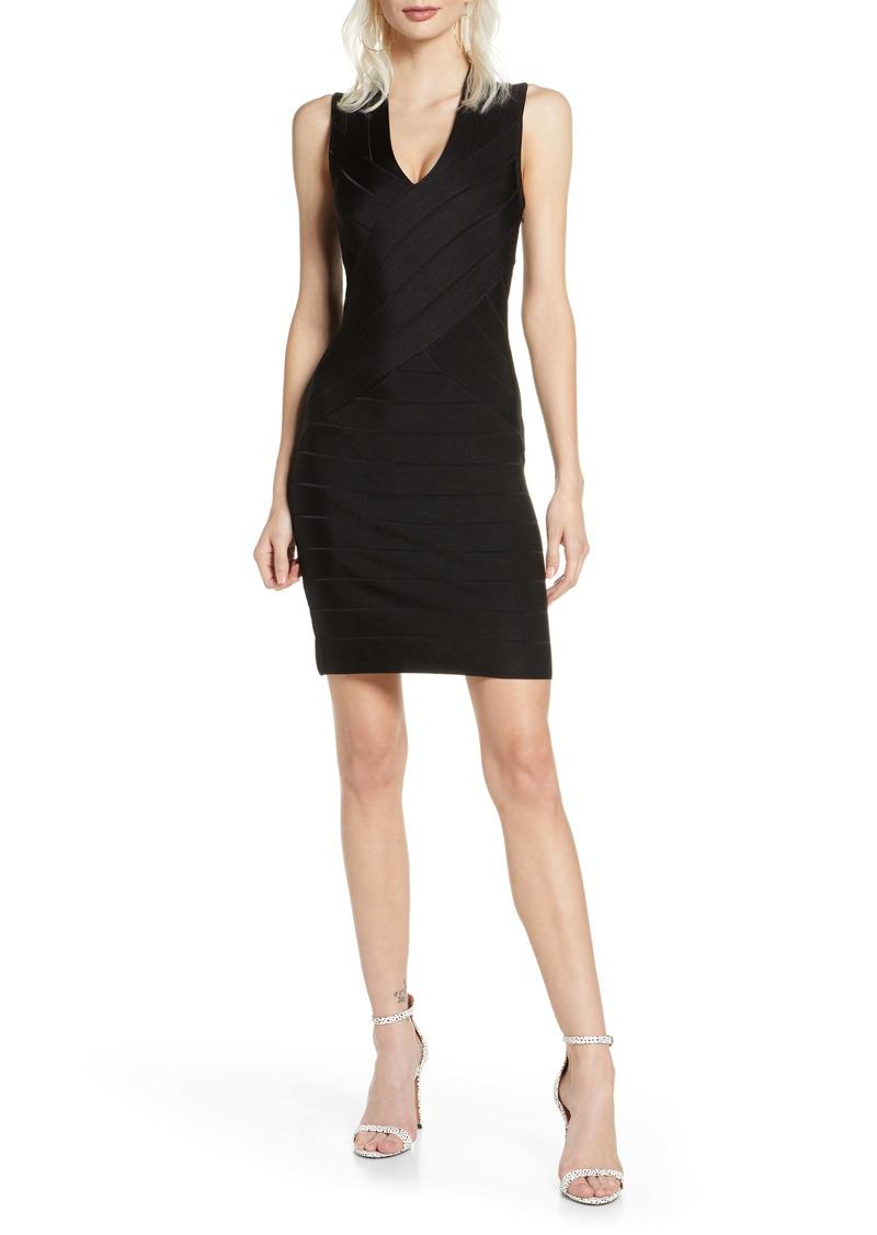 French Connection Zasha Spotlight Body-Con Dress