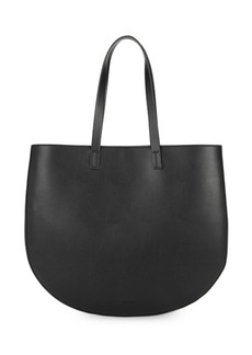 French Connection Hollis Leather Tote