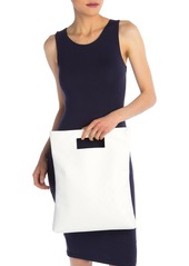 French Connection Jackie Cutout Tote