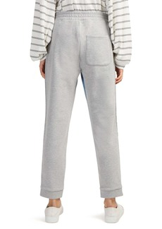 French Connection Jogger Denim Sport Stripe Jeans