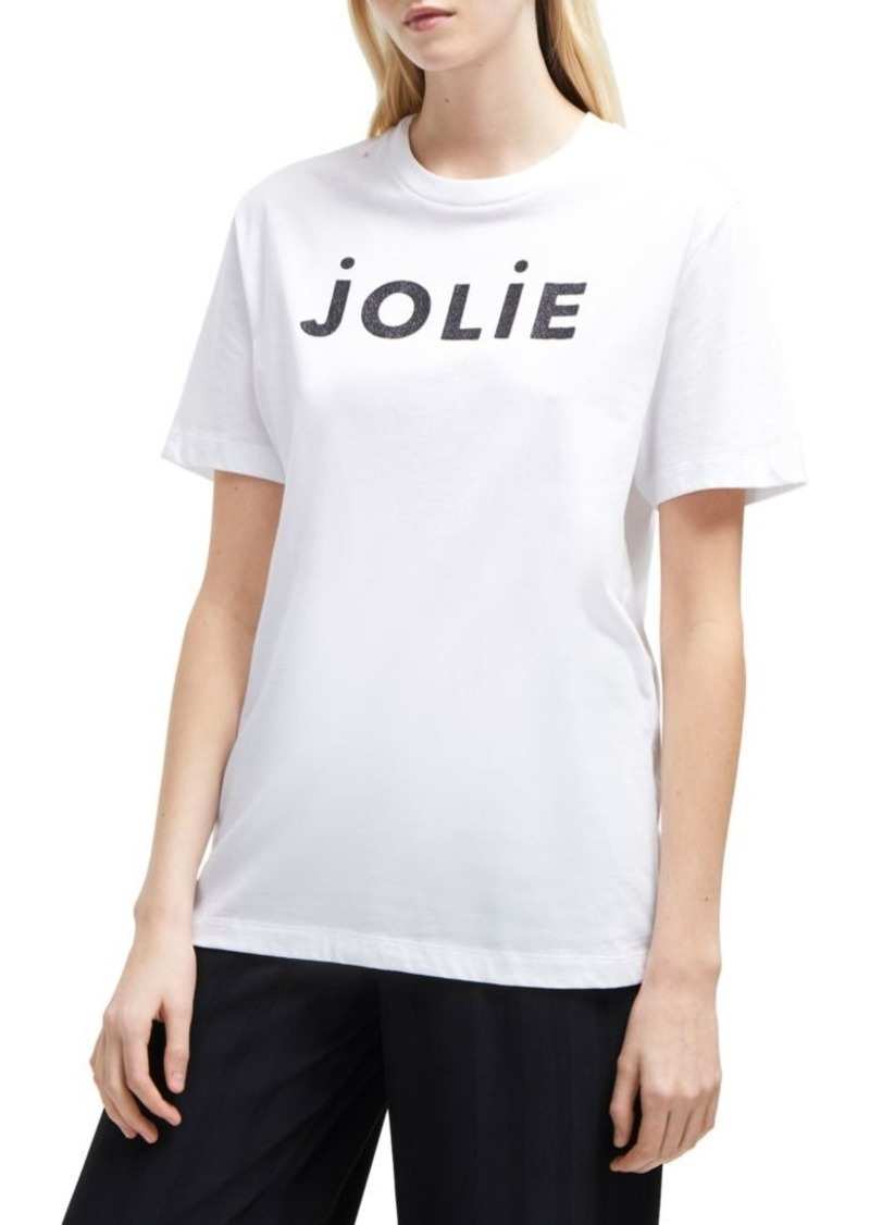French Connection Jolie Graphic Tee