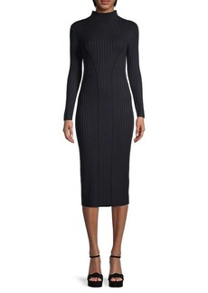 French Connection Jolie Rib-Knit Dress