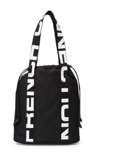 French Connection Laurel Drawstring Tote