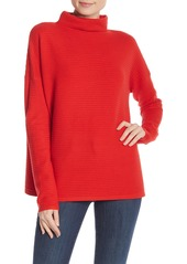 French Connection Lena Mock Neck Sweater