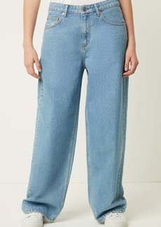 French Connection Leona Relaxed Wide Leg Jeans