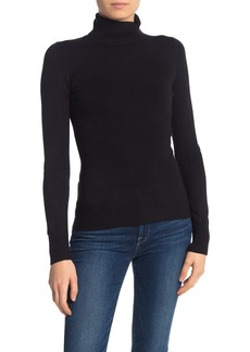 French Connection Long Sleeve Turtleneck Sweater
