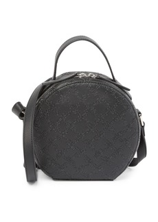 French Connection Marin Round Box Mini Crossbody Bag