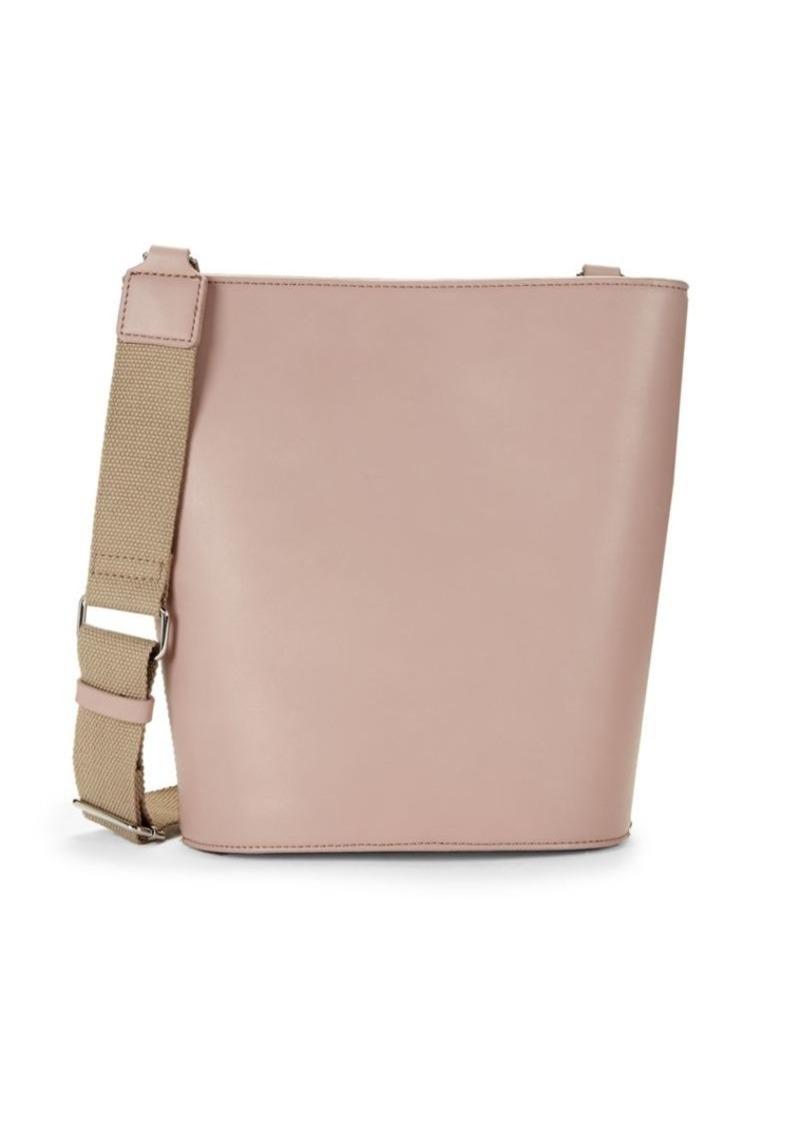 French Connection Medina Crossbody Bucket Bag