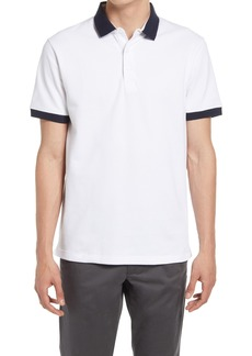 Men's French Connection Men's Ampthill Tipped Polo Shirt
