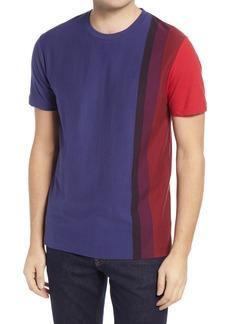 Men's French Connection Men's Gradient Stripe T-Shirt