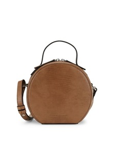 French Connection Mini Fifi Faux Leather Crossbody Bag