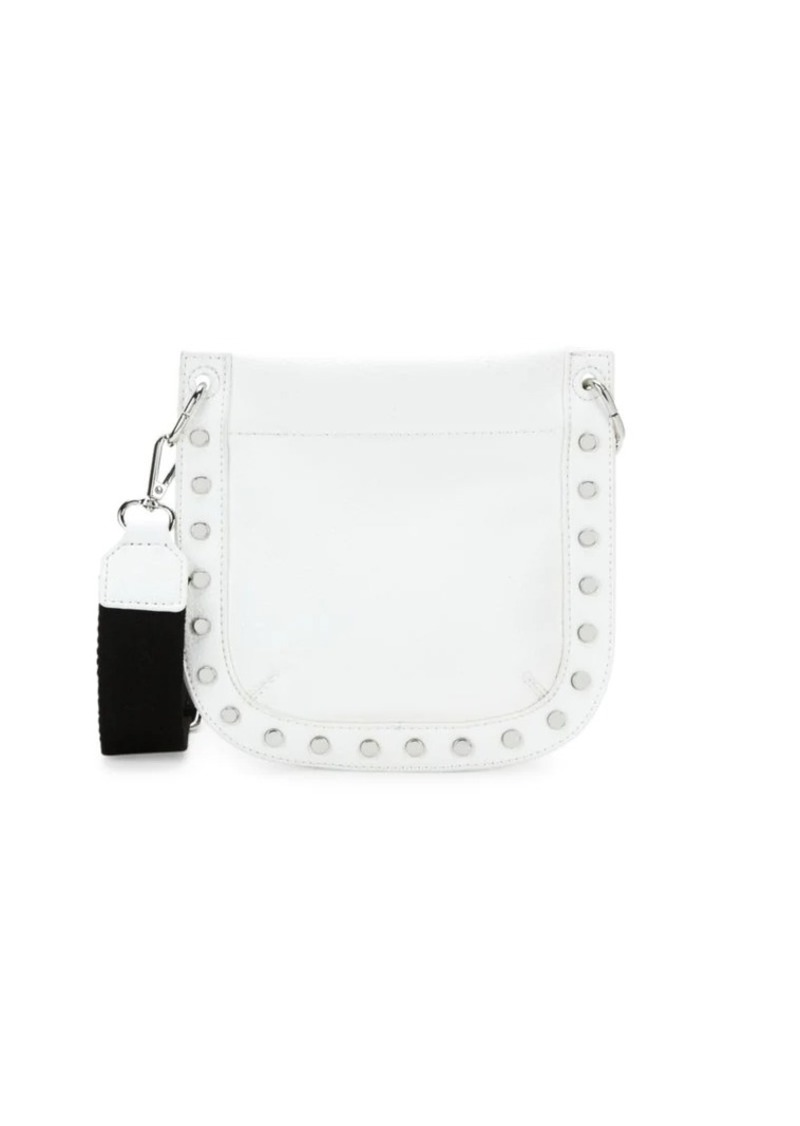 French Connection Mini Finia Studded Crossbody Bag