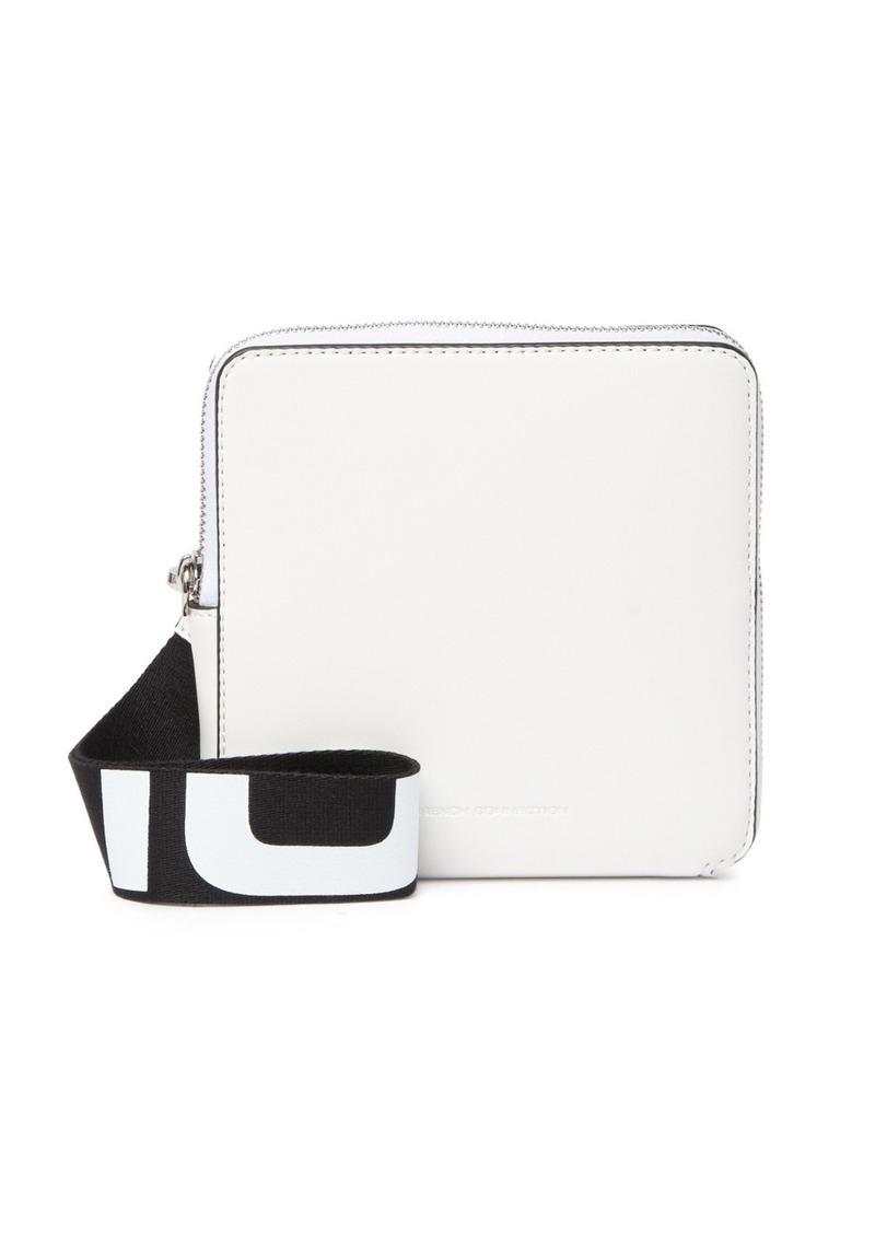French Connection Norine Box Wristlet