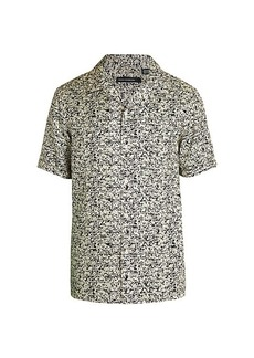 French Connection Puck Short-Sleeve Shirt
