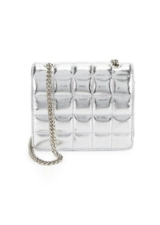 French Connection Laine Quilted Mini Crossbody Bag