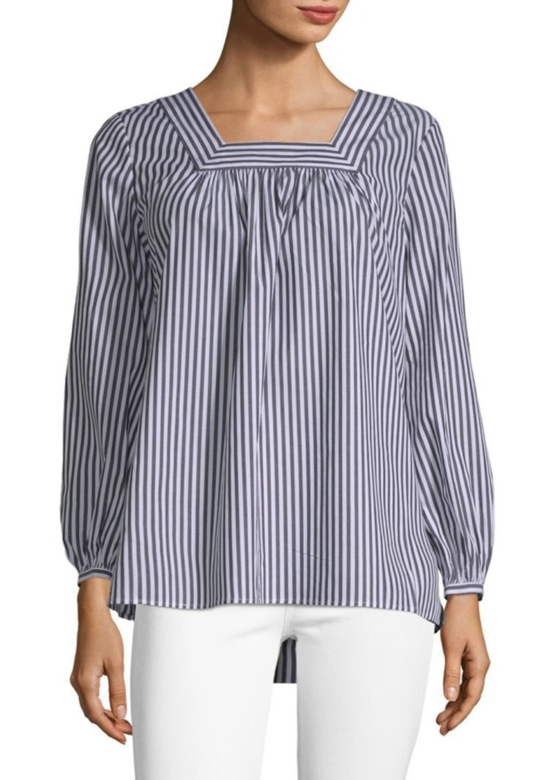 French Connection Sardinia Striped Top
