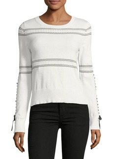 French Connection Slim-Fit Skye Cotton Sweater