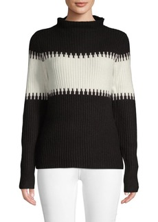 French Connection Sophia Knits Ribbed Sweater