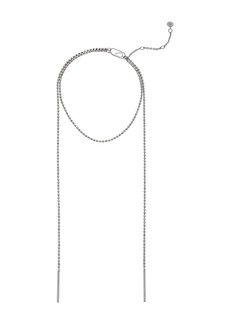 """French Connection Stone Choker Necklace 12"""""""