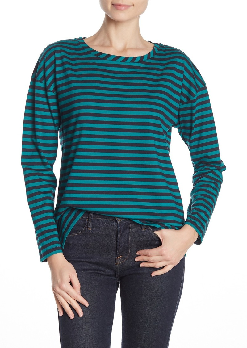 French Connection Stripe Long Sleeve T-Shirt