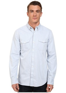 French Connection Summer Twill Chambray