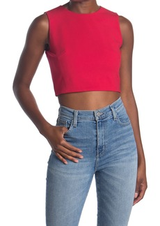 French Connection Sundae Whisper Crop Top