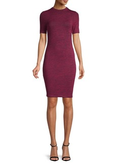 French Connection Sweeter Sheath Sweater Dress