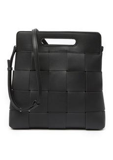 French Connection Tamar Cutout Handle Tote