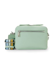 French Connection Top Zip Crossbody Bag