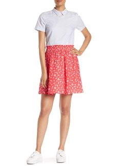 French Connection Verona Floral Skirt