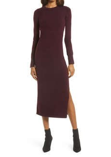 Women's French Connection Babysoft Mock Neck Sweater Dress